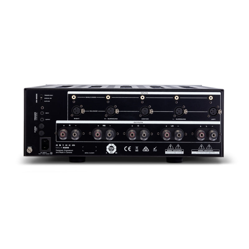 Anthem MCA 525 Integrated Amplifier - Advance Electronics  - 3