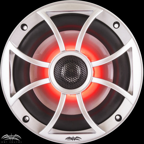 Wet Sounds XS-650 RGB 6.5 inch Coaxial - Advance Electronics  - 1