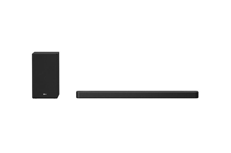DEMO MODEL - LG 3.1.2 ch Sound Bar 440W Dolby Atmos® Sound Bar with Meridian (SN8YG)