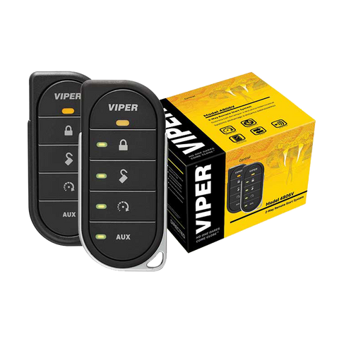 Viper LED 2-Way 1-Mile Remote Start System - Advance Electronics  - 1