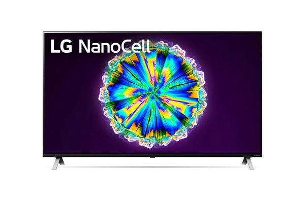 "LG 55"" 4K UHD HDR NanoCell LED TV with ThinQ® AI (55NANO85UNA)"