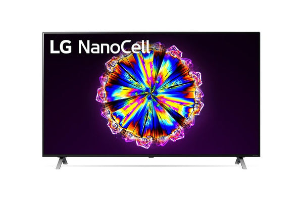 "LG 55"" 4K UHD HDR NanoCell LED TV with ThinQ® AI (55NANO90UNA)"