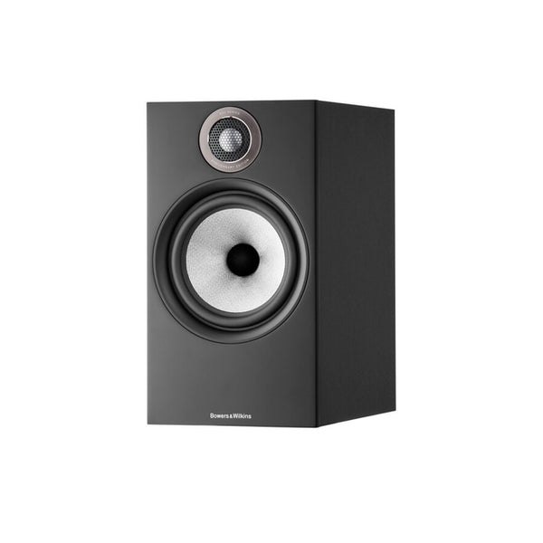 Bowers & Wilkins 606 S2 Anniversary Edition Bookshelf Speaker (Each)