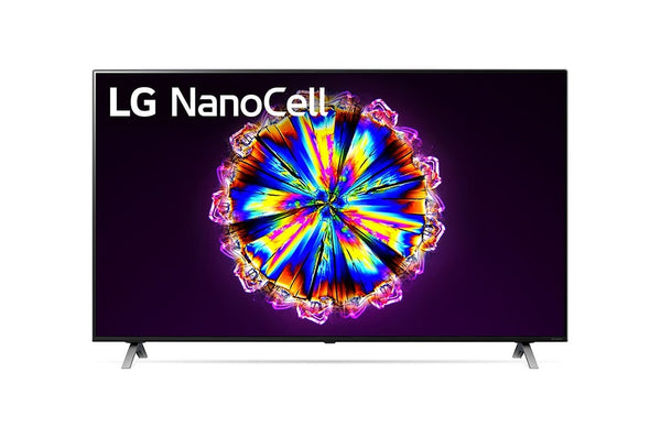 "LG 65"" 4K UHD HDR NanoCell LED TV with ThinQ® AI (65NANO90UNA)"