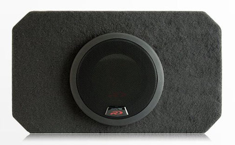 "Alpine SBR-S8-4 Type-R 8"" (SWR-8D2, 4Ω) Enclosure System - Advance Electronics  - 1"