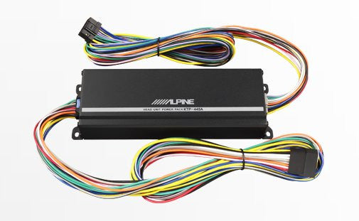 Alpine KTP-445A Alpine Head Unit Power Pack - Advance Electronics  - 1