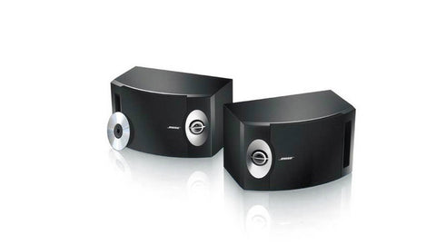 Bose 201™ Direct/Reflecting® speaker system - Advance Electronics  - 1