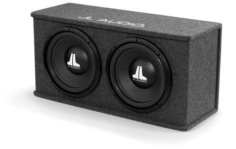 JL Audio CS212-WXv2 Dual 12WXv2 BassWedge - Advance Electronics  - 1