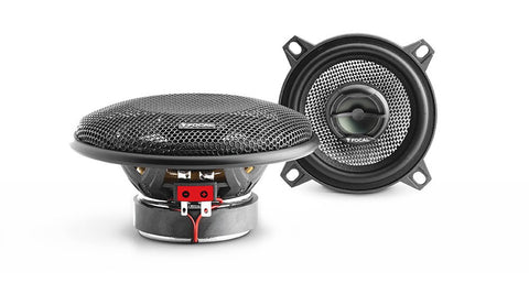 Focal 100 AC 4″ Coaxial Kit - Advance Electronics  - 1