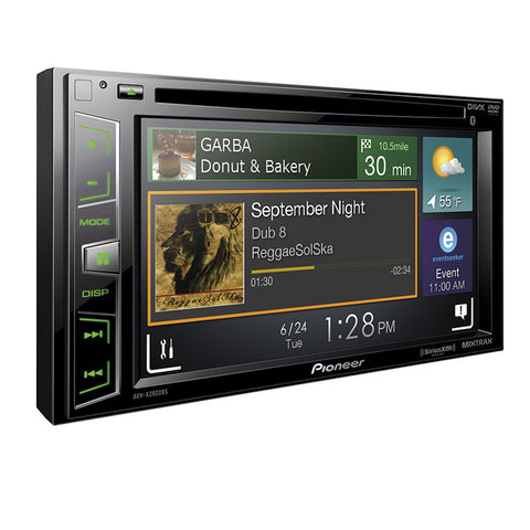 Pioneer AVH-X2800BS DVD Receiver - Advance Electronics  - 1