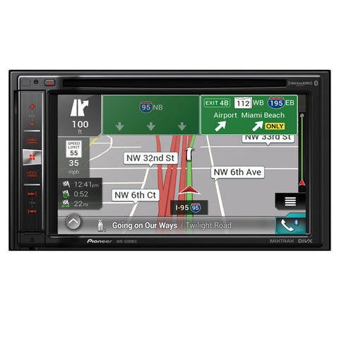 Pioneer AVIC-5200NEX In-Dash Navigation A/V Receiver - Advance Electronics  - 1