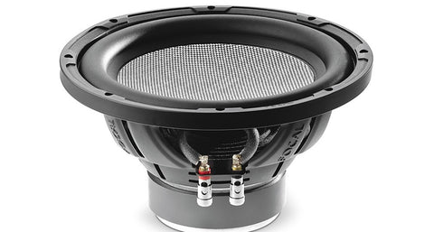 Focal 25 A4 10″ Single Coil Subwoofer - Advance Electronics  - 1
