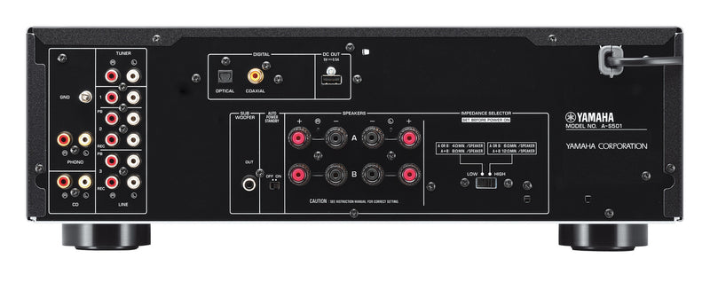 Yamaha A-S501 Integrated Amplifier - Advance Electronics  - 3