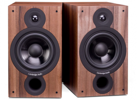 Cambridge Audio SX-60 Bookshelf Speakers