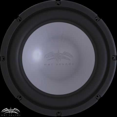 Wet Sounds XS-12S4 12 Inch High Power Marine Subwoofer - Advance Electronics  - 1