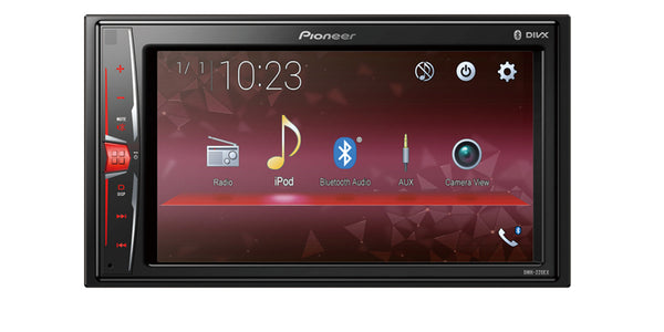 "Pioneer DMH-220EX Digital Multimedia Receiver with 6.2"" WVGA Display"