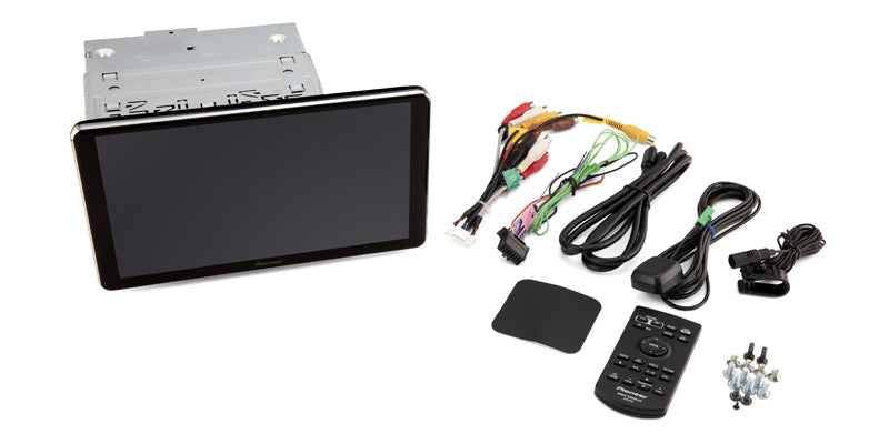 "Pioneer DMH-WT8600NEX Multimedia Receiver with 10.1"" HD Capacitive Touch Floating Display"