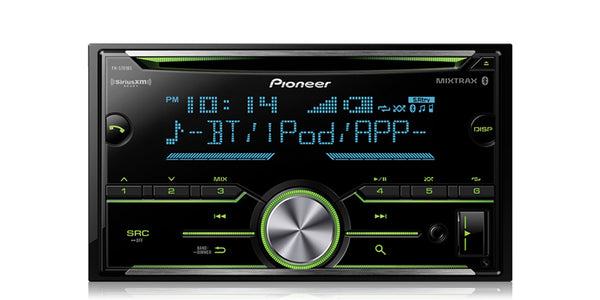 Pioneer FH-S701BS Double DIN CD Receiver