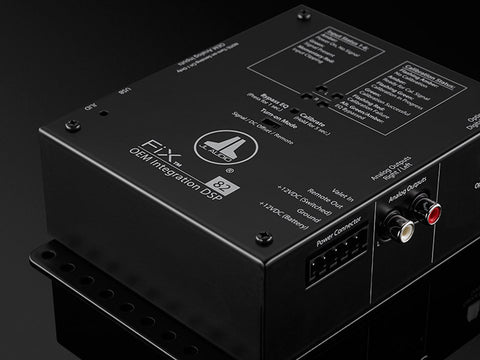 JL Audio FiX 82 Integration DSP Processor