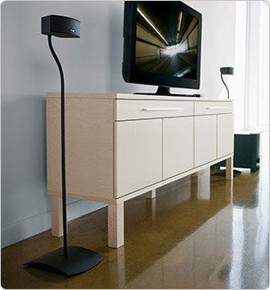 bose ufs 20 series ii universal floorstands advance. Black Bedroom Furniture Sets. Home Design Ideas