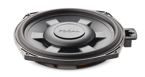 "Focal IFBMWSUB 8"" Flat Subwoofer for BMW - Advance Electronics  - 1"