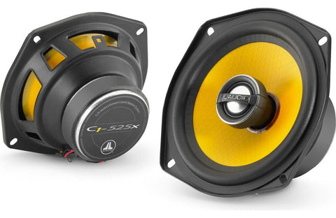 "JL Audio C1-525x 5.25"" Coaxial Speakers"