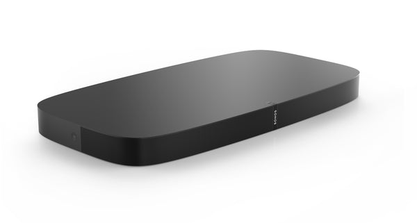 Sonos PLAYBASE Wireless Soundbase for Home Theatre and Streaming Music
