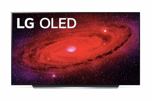 "LG 55"" CX 4K UHD HDR OLED TV with ThinQ® AI (OLED55CXPUA)"