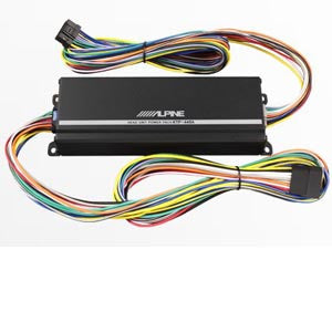 Alpine KTP-190U Universal Mono Head Unit Power Pack - Advance Electronics