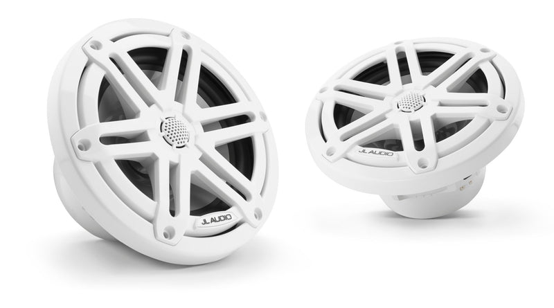 JL Audio M3-650X 6.5-inch (165 mm) Marine Coaxial Speakers