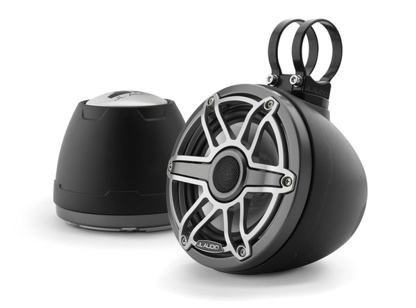 JL Audio M6-650VEX 6.5-inch (165 mm) Enclosed Coaxial System