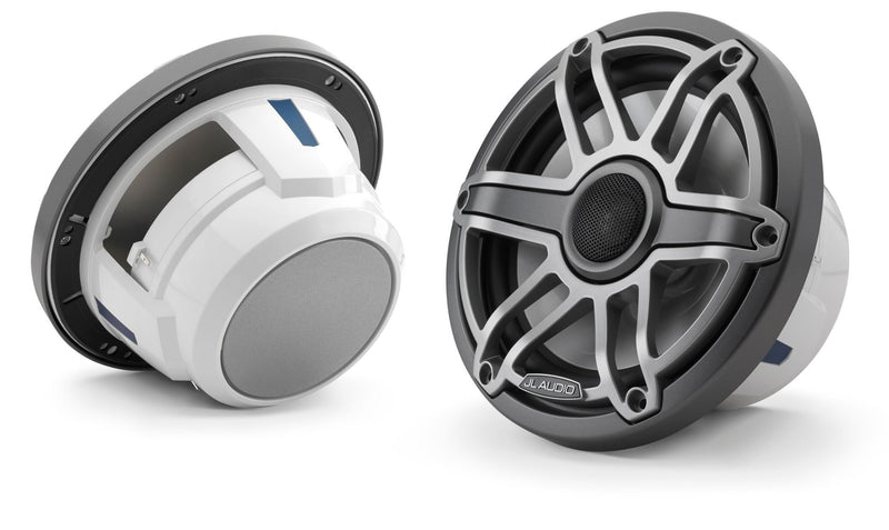 JL Audio M6-770X 7.7-inch (196 mm) Marine Coaxial Speakers