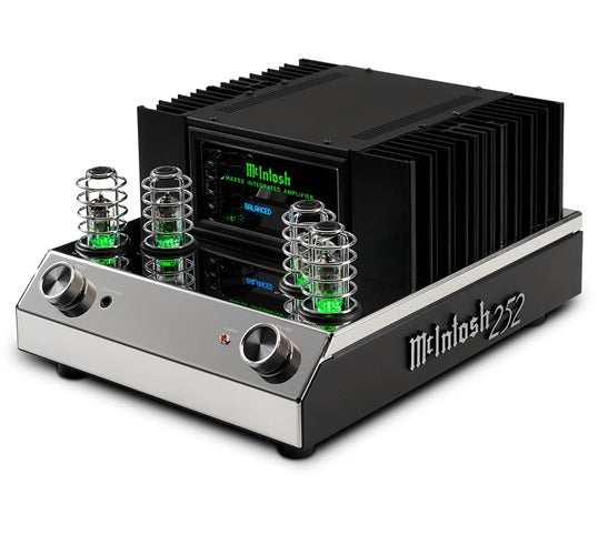 McIntosh MA252 2-Channel Hybrid Integrated Amplifier