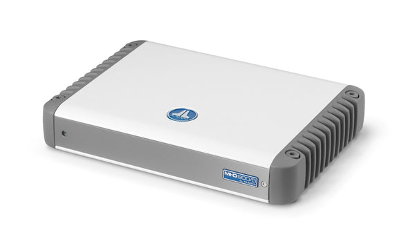 JL Audio MHD900/5-24V 5 Ch. Class D Full-Range Marine System Amplifier, 900 W, For 24V Systems