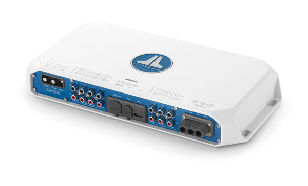 JL Audio MV700/5i 5 Ch. Class D Marine System Amplifier with Integrated DSP, 700 W