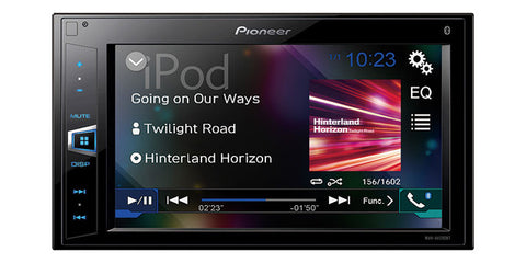 Pioneer MVHAV290BT Digital Media Receiver