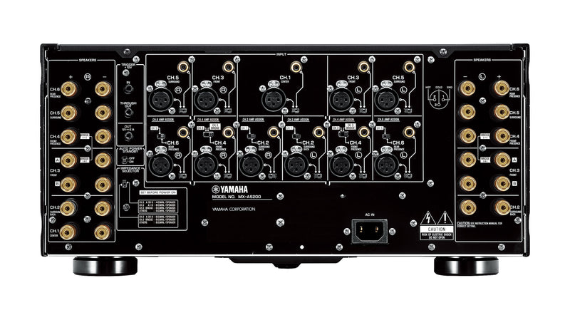 Yamaha MX-A5200 11-Channel Power Amplifier