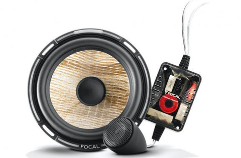 Focal PS 165 F FLAX CONE / 6.5″ 2-Way Component Kit - Advance Electronics  - 1