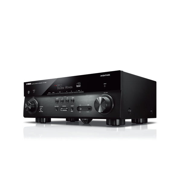 Yamaha RX-A680 7.2-Channel AV Receiver - Open Stock Only