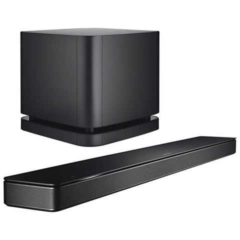 Bose Soundbar 500 with Bass Module 500