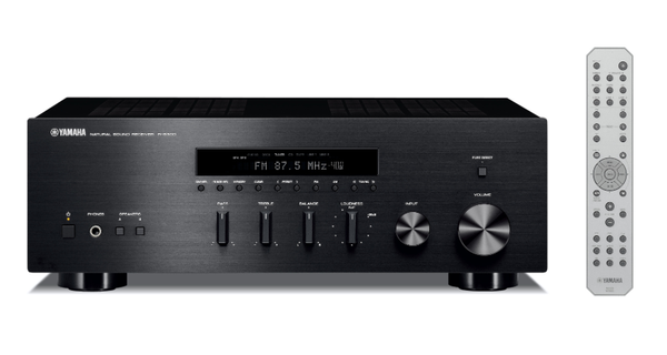 Yamaha R-S300 Stereo Receiver - Advance Electronics  - 1