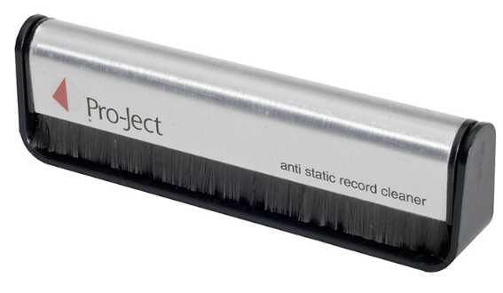 Pro-Ject Brush it Carbon-fibre Brush for Record Cleaning - Advance Electronics
