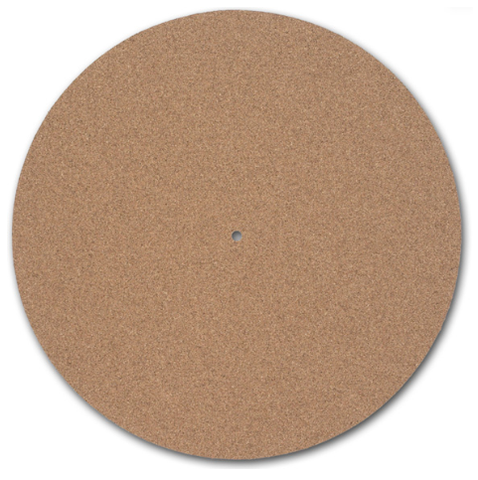 "Pro-Ject Cork it 12"" Sound Tuning Turntable Mat - Advance Electronics"