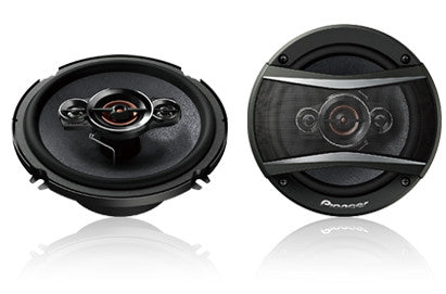 Pioneer TS-A1686R 4Way TS-A Series Coaxial Speakers