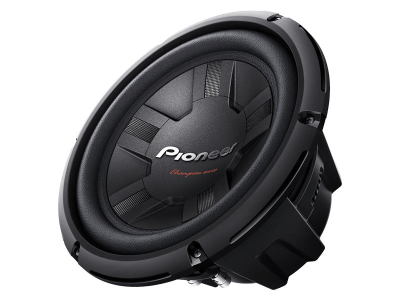 Pioneer TS-W261D4 In-Car Champion Series Subwoofer - Advance Electronics