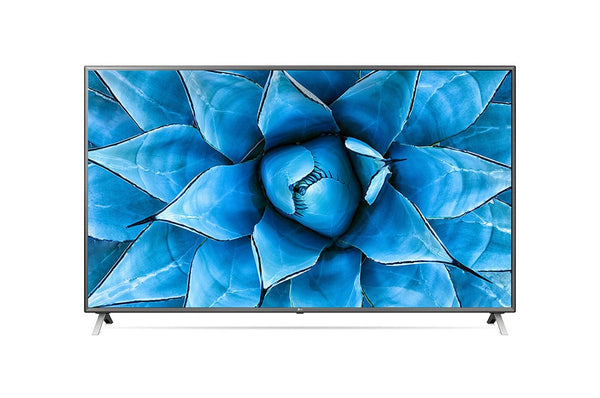 "LG 75"" 4K UHD LED TV with ThinQ® AI (75UN7370PUB)"