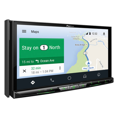 "Pioneer AVIC-W8400NEX In-Dash Navigation AV Receiver with 7"" WVGA Display"
