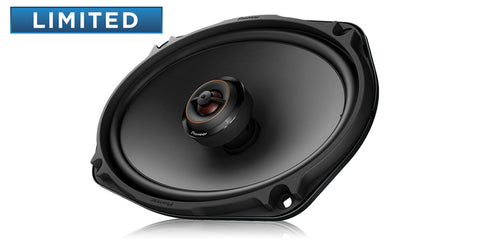 "Pioneer TS-D69F 6"" x 9"" 2-Way Coaxial System"