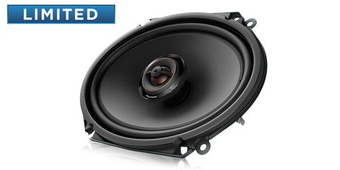 "Pioneer TS-D68F 6"" x 8"" 2-Way Coaxial System"
