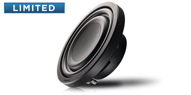 "Pioneer TS-Z10LS2 10"" Single 2 ohms Voice Coil Subwoofer"